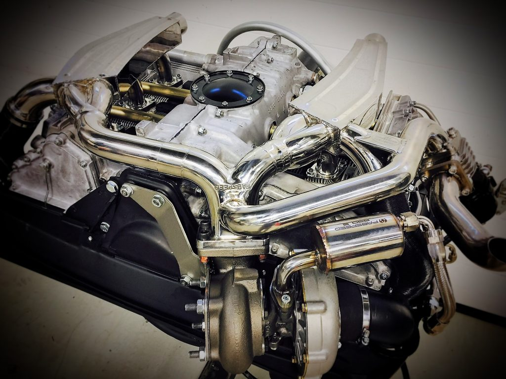 Porshce 911 Turbo Air Cooled Engine Rebuild Calgary
