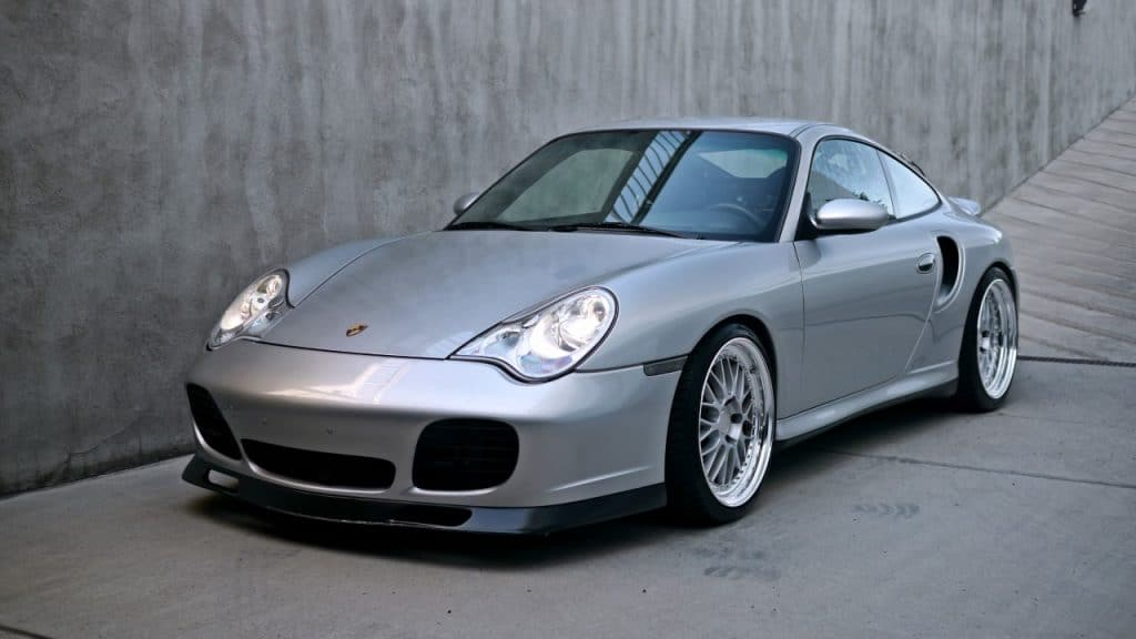 Porsche 911 Turbo 996 Service Calgary Repair Maintenance Pre Purchase Inspection