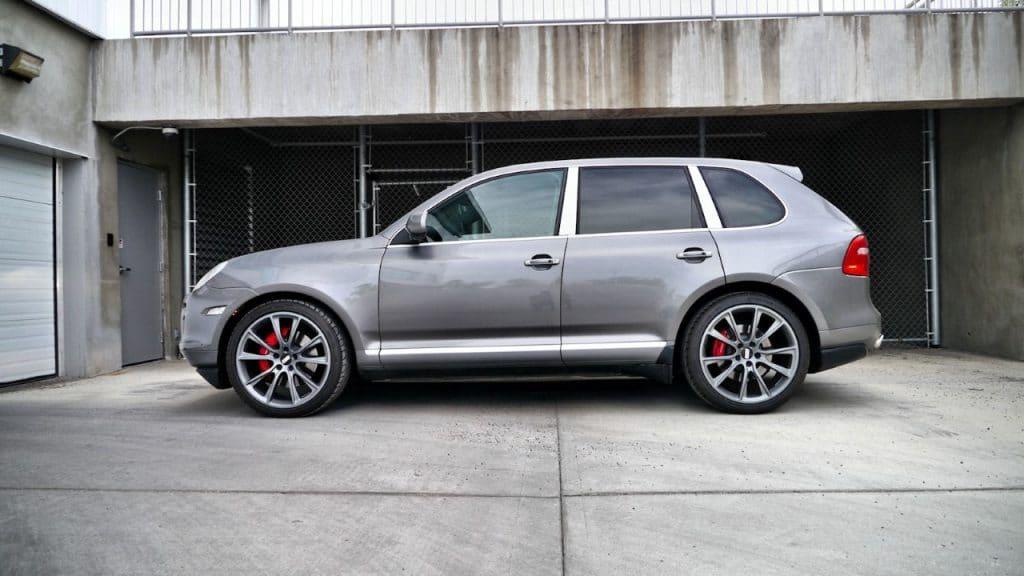 Porsche Cayenne Calgary best repair service centre center pre purchase inspection Riegel