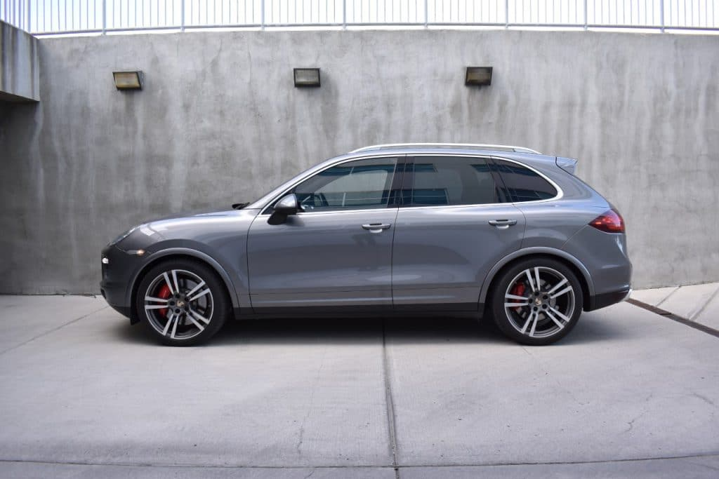 Porsche Cayenne Turbo Calgary Service Repair Pre Purchase Inspection Best Reviews