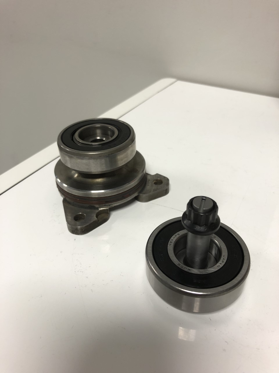 Replacement New Porsceh IMS Bearing Installation Calgary