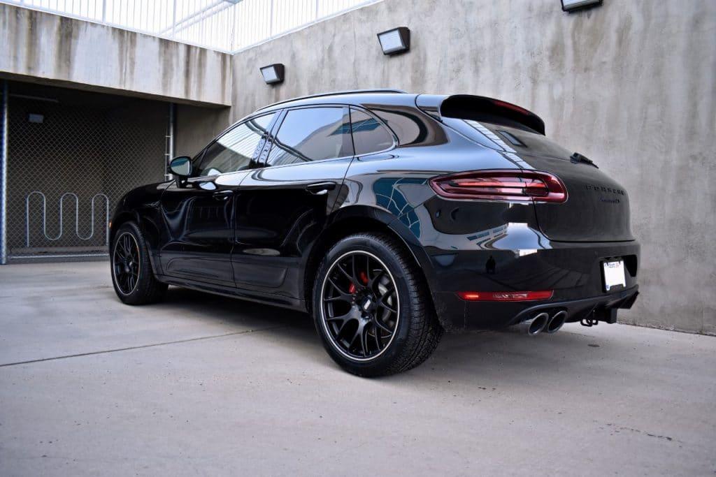 Porsche Macan Calgary Service Repair