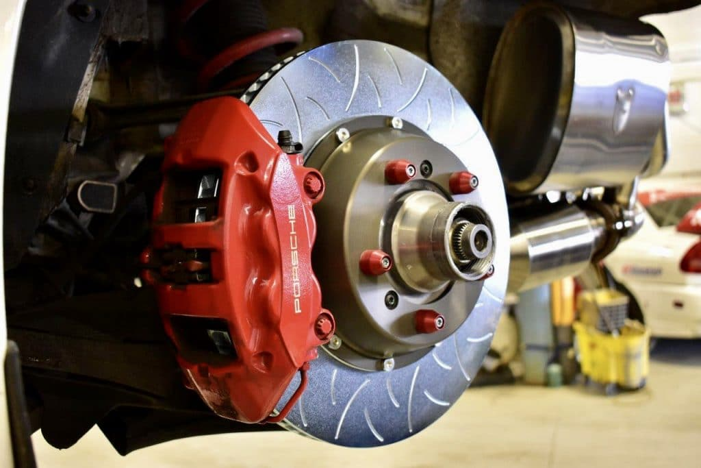 Porsche Brake Upgrades and Replacement Calgary
